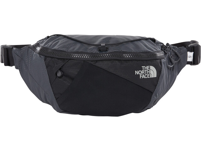 The North Face Lumbnical Vyölaukku L, asphalt grey/tnf black